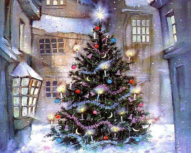 Поздравляем вас с Новым 2020 годом и Рождеством!